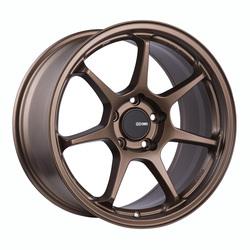 Enkei Wheels TS-7 - Storm Gray Rim