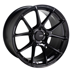 Enkei Wheels TSV - Gloss Black