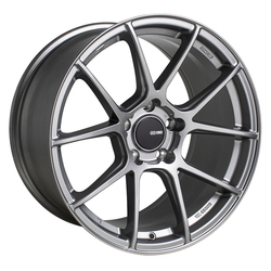 Enkei Wheels TSV - Storm Grey