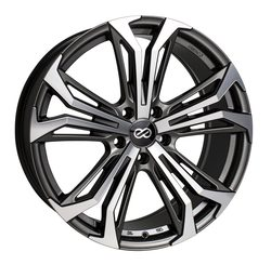 Enkei Wheels Vortex5 - Anthracite Machined