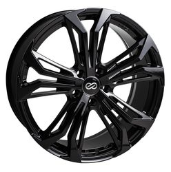 Enkei Wheels Enkei Wheels Vortex5 - Gloss Black - 20x8.5