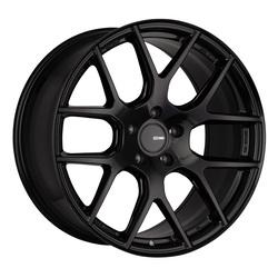 Enkei Wheels XM-6 - Gloss Black Rim - 20x9.5