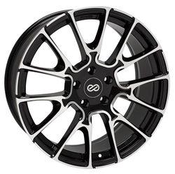 Enkei Wheels Enkei Wheels X-OVER - Black Machined