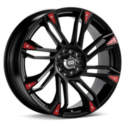 Enkei Wheels GW8 - Black / Red