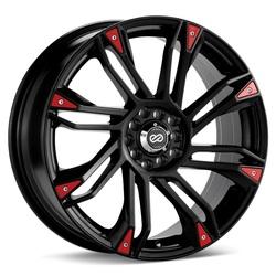 GW8 - Black Red - 18x7.5