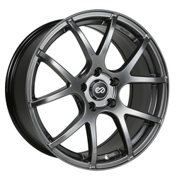 Enkei Wheels M52 - Hyper Black Rim - 15x6.5