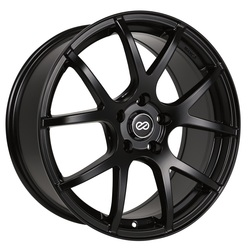 Enkei Wheels M52 - Matte Black Rim - 15x6.5