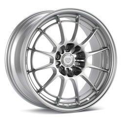 Enkei Wheels NT03+M - F1 Silver Rim