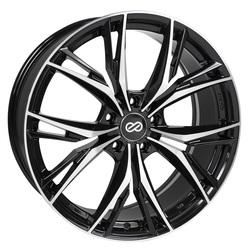 Enkei Wheels ONX - Black Machined Rim - 20x8.5