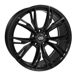 Enkei Wheels ONX - Gloss Black Rim - 17x7.5