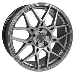 Enkei Wheels PDC - Hyper Gray Rim - 16x7