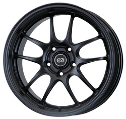 Enkei Wheels PF01 - Matte Black - 18x10.5