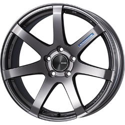 Enkei Wheels PF07 - Dark Silver - 19x8