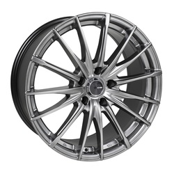 Enkei Wheels PFS - Hyper Gray Rim - 15x6.5