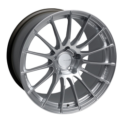 Enkei Wheels RS05RR - Sparkle Silver - 18x10.5
