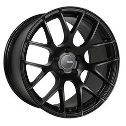 Enkei Wheels Raijin - Matte Black - 18x8.5