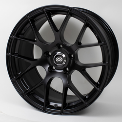 Enkei Wheels Raijin - Matte Black