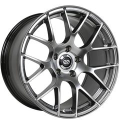 Enkei Wheels Raijin - Hyper Silver Rim