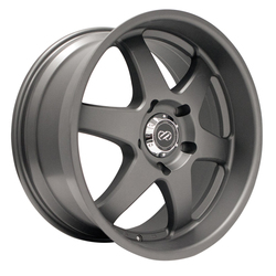 Enkei Wheels ST6 - Matte Gunmetal