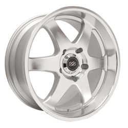 Enkei Wheels ST6 - Silver Machined