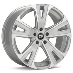 Enkei Wheels SVX - Silver Machined - 20x8.5