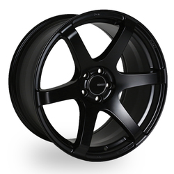 Enkei Wheels Enkei Wheels T6S - Matte Black - 18x9.5