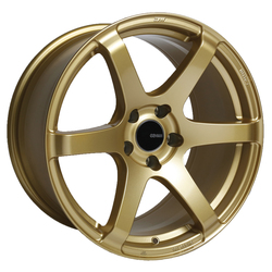 Enkei Wheels T6S - Gold