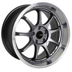 Enkei Wheels Tenjin - Gunmetal