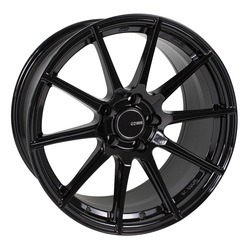 Enkei Wheels Enkei Wheels TS10 - Gloss Black - 18x9.5
