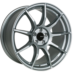 Enkei Wheels TS9 - Platinum Gray
