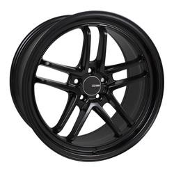 Enkei Wheels TSP-5 - Matte Black - 18x8.5