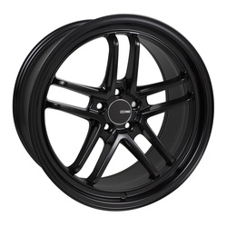 Enkei Wheels TSP-5 - Matte Black Rim