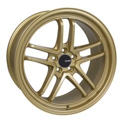 Enkei Wheels TSP-5 - Gold Rim
