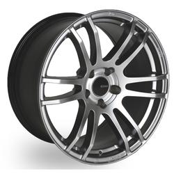 Enkei Wheels TSP6 - Hyper Silver Rim