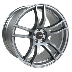 Enkei Wheels TX5 - Platinum Gray - 17x8
