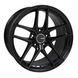 Enkei Wheels TY-5 - Gloss Black - 19x8