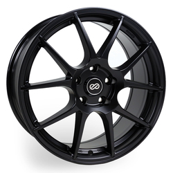 Enkei Wheels YS5 - Matte Black Rim - 15x6.5