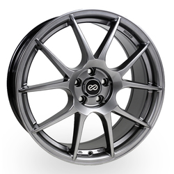 Enkei Wheels YS5 - Hyper Black Rim - 15x6.5
