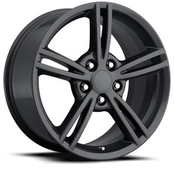 Factory Reproductions Wheels FR 12 C6 Corvette - Comp Grey