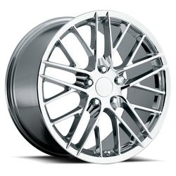 Factory Reproductions Wheels FR 15 C6 ZR1 Corvette - Chrome Rim