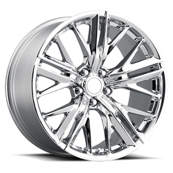 Factory Reproductions Wheels FR 28 ZL1 Camaro - Chrome Rim