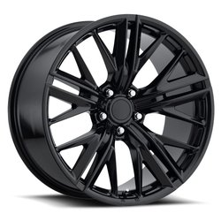 Factory Reproductions Wheels FR 28 ZL1 Camaro - Gloss Black Rim