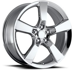 Factory Reproductions Wheels FR 30 SS Camaro - Chrome Rim