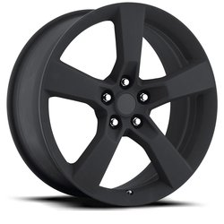 Factory Reproductions Wheels FR 30 SS Camaro - Satin Black Rim