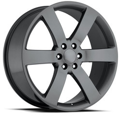 Factory Reproductions Wheels FR 32 Trailblazer SS - Grey Rim