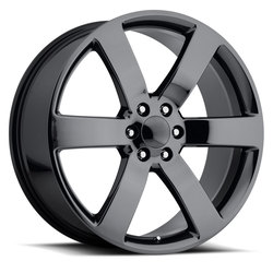 Factory Reproductions Wheels FR 32 Trailblazer - Blk Chrome Rim