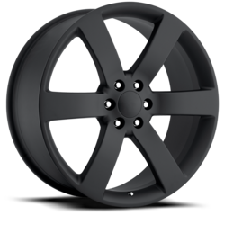 Factory Reproductions Wheels FR 32 Trailblazer SS - Satin Black Rim