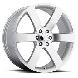 Factory Reproductions Wheels FR 32 TrailblazeSS - Silver Machined Face Rim