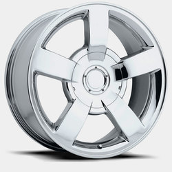 Factory Reproductions Wheels FR 33 Chevy 1500SS - Chrome Rim