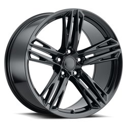 Factory Reproductions Wheels FR 35 1LE Camaro - Gloss Black Rim